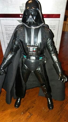 """Star Wars Disney store personaggi 10"""" con costumi di stoffa 20170321"""