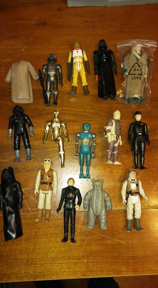 scambio star wars vintage Sw10