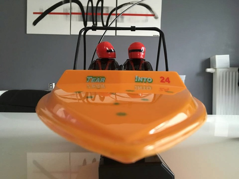 Jet Boat NQD by GICAB 16938710
