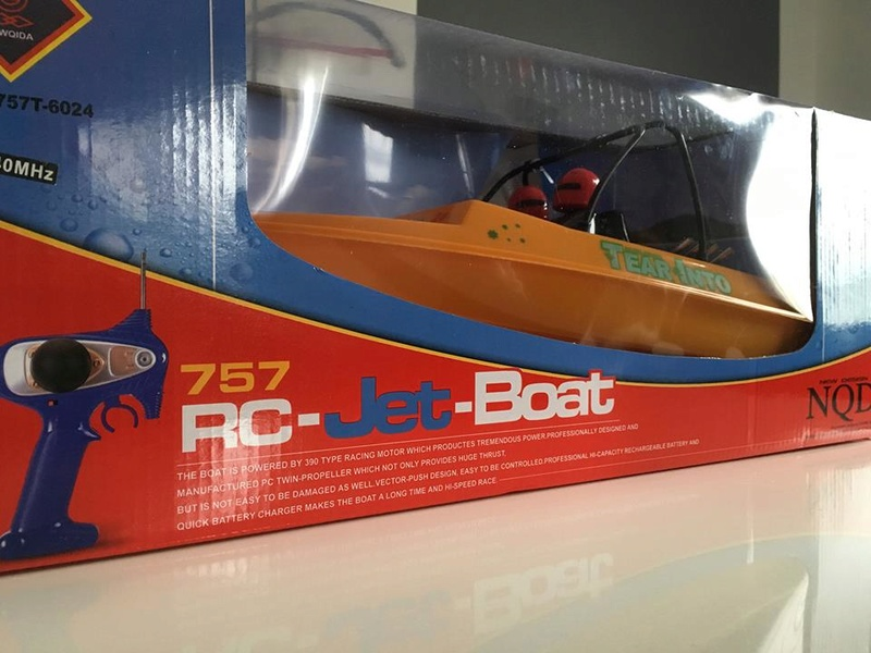 Jet Boat NQD by GICAB 17021710