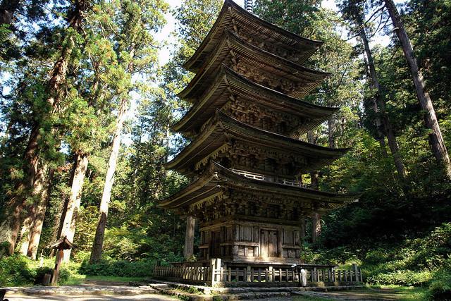 DEWA SANZAN (JAPON) 1024px10