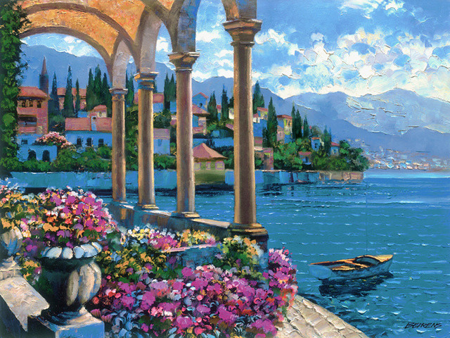 LES OEUVRES D'HOWARD BEHRENS 12575110