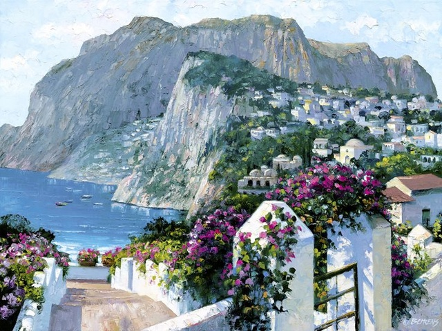 LES OEUVRES D'HOWARD BEHRENS C344c510