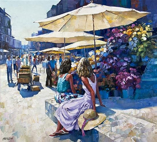LES OEUVRES D'HOWARD BEHRENS E3575610