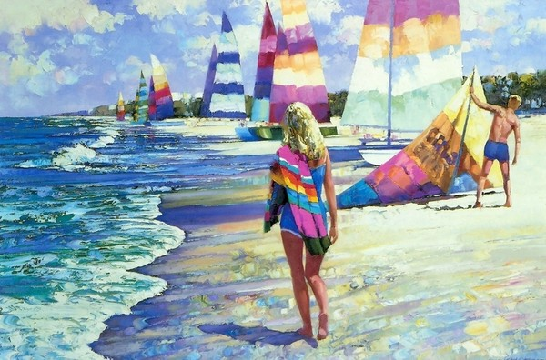 LES OEUVRES D'HOWARD BEHRENS F0dca710