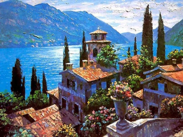 LES OEUVRES D'HOWARD BEHRENS Faa49410