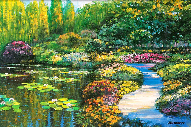 LES OEUVRES D'HOWARD BEHRENS Givern10