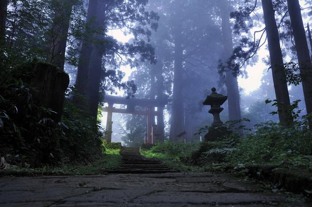 DEWA SANZAN (JAPON) Photog10