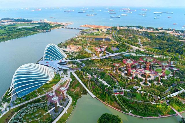 GARDEN BY THE BAY (Singapour) Singap11