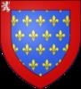 Les trouvères : Anjou-Maine-Touraine - Plan de visite du sujet Blason10
