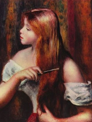 Elle était déchaussée, elle était décoiffée - Victor Hugo Elle_a11