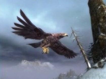 La mort de l'aigle - José Maria de Heredia La_mor10
