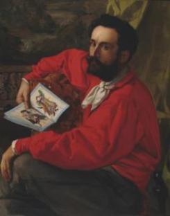 Un peintre - José Maria de Heredia Lansye10