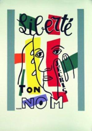 Liberté. Paul Eluard Libert10