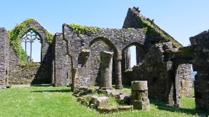 Sanctuaire en ruines - Anatole Le Braz Sanctu10