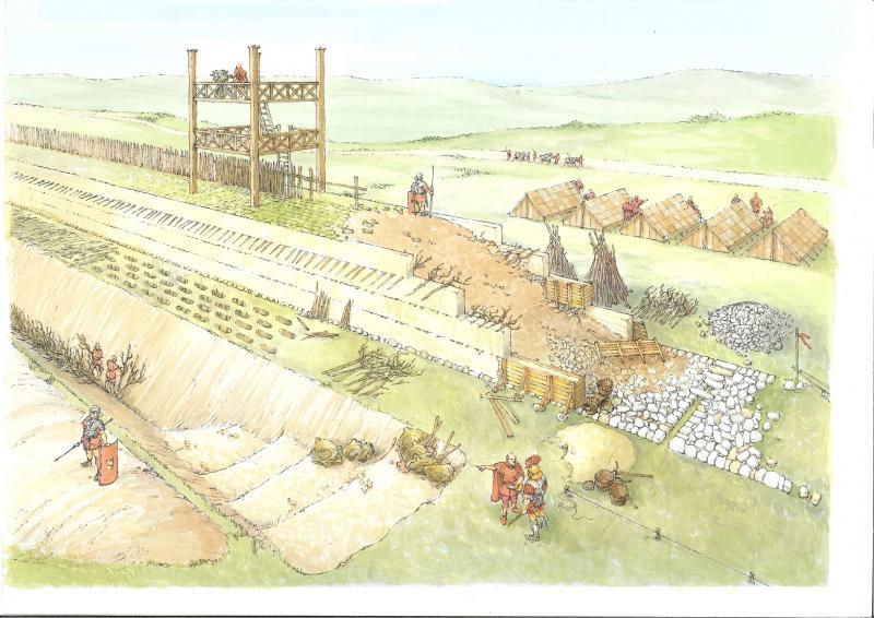 Le mur d'Antonin 2000-010