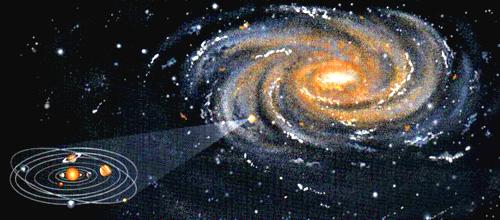 L'ascensione è già iniziata, da parte del Consiglio degli anziani 24 (Galactic Hierarchy) Astrol10