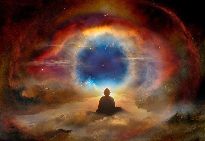 """Der Mikrokosmos im Makrokosmos"" (Last Conference Kommandant extragalaktische MAIRADÍ) Univer10"