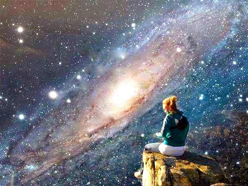 """Der Mikrokosmos im Makrokosmos"" (Last Conference Kommandant extragalaktische MAIRADÍ) Univer11"