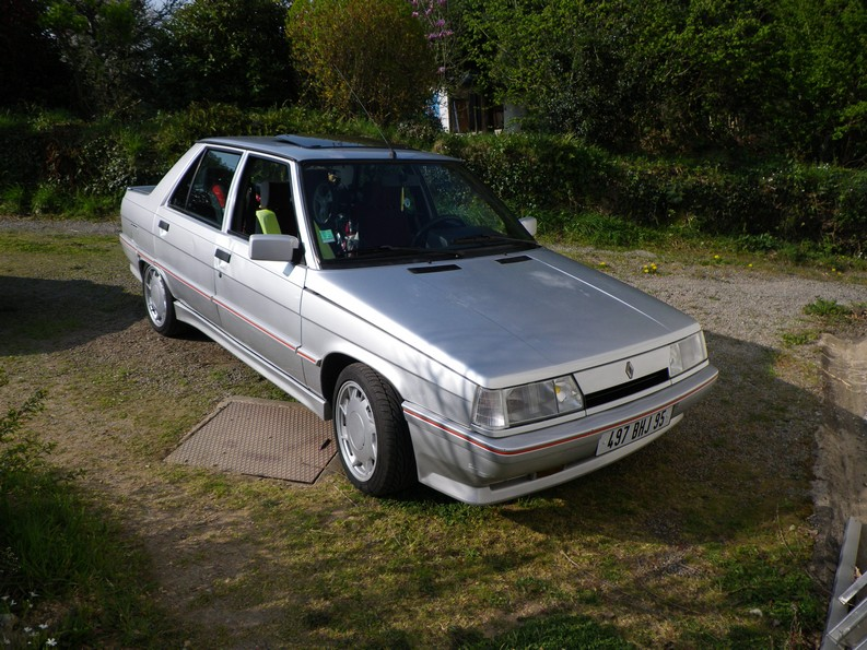 WANTED: Renault 9 Turbo Phase 2 Imgp0110