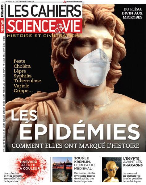 [Revue] Les Cahiers de Science et Vie : Numéro Spécial sur les épidémies dans l'histoire 18952710
