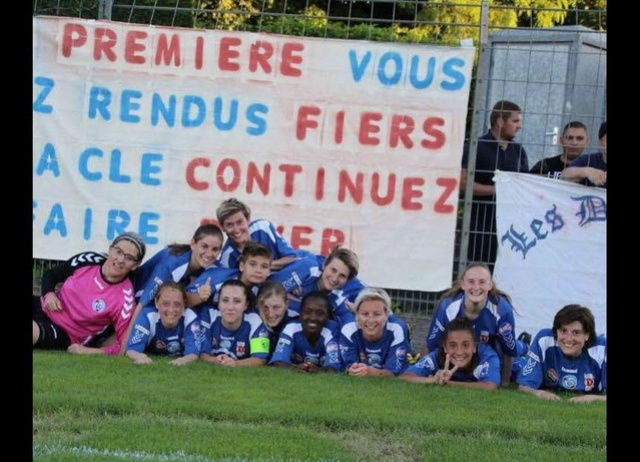 Section féminine RCS L-equi10