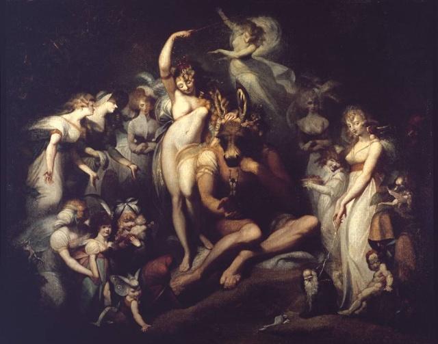 Les héros shakespeariens dans la peinture N0122810