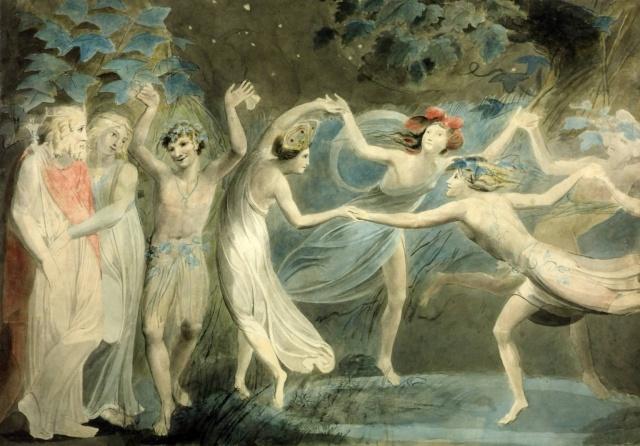 Les héros shakespeariens dans la peinture N0268610