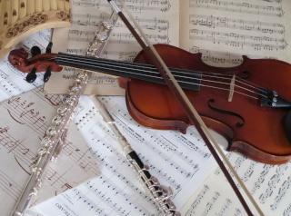 La musique dans les romans et les films Partit10