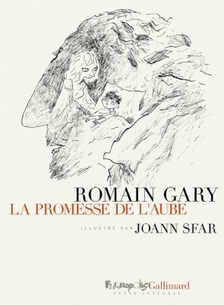La promesse de l'aube de Romain Gary Sfar10