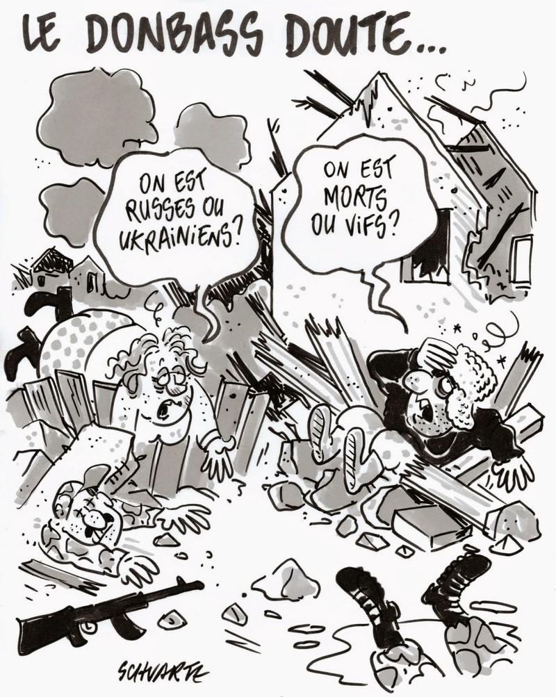 L'invasion Russe en Ukraine - Page 6 Schvar11