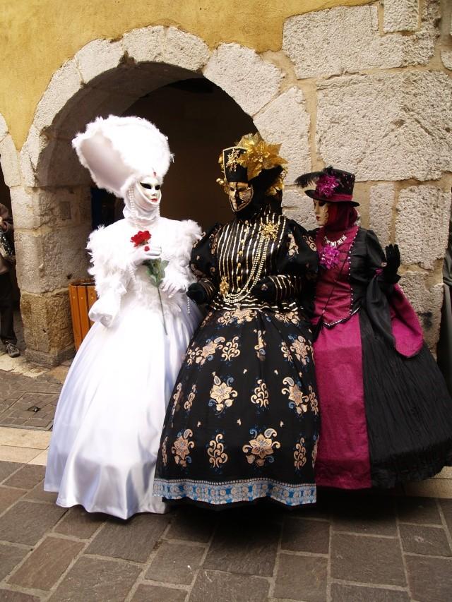 Carnaval vénitien Annecy 2014  P3144310