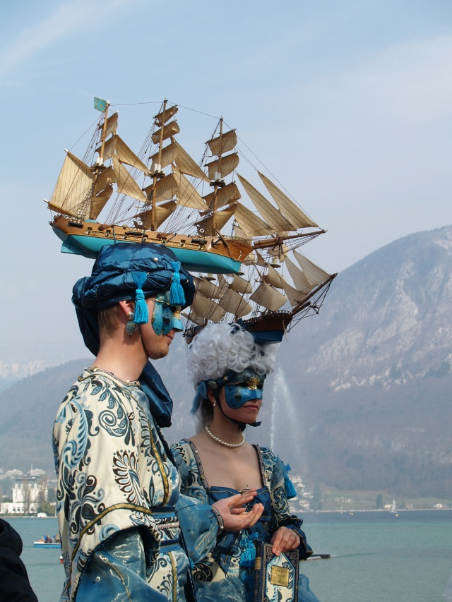 Carnaval vénitien Annecy 2014  P3154610