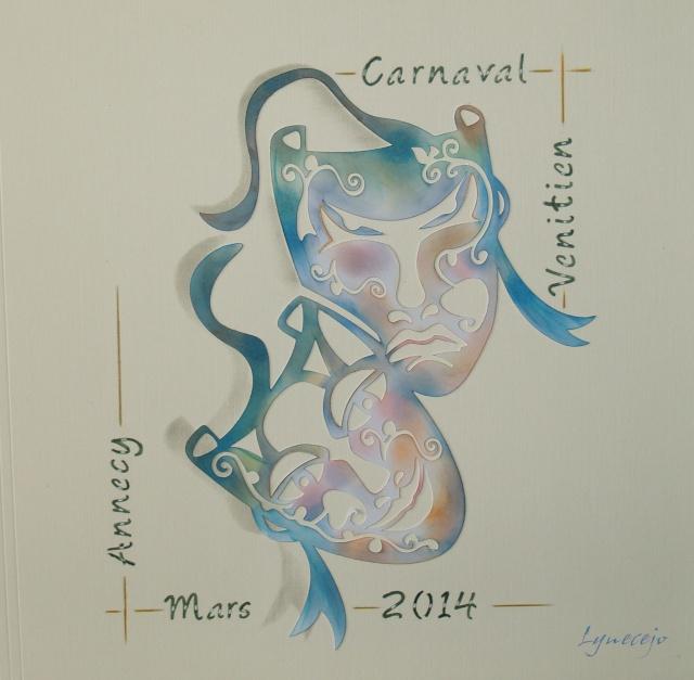 Carnaval vénitien Annecy 2014  P3234810