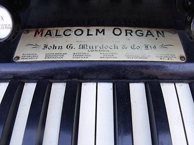 Harmonium John Malcom and Co Harmon13