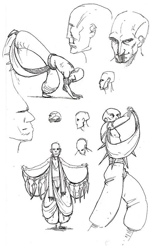 Gromy - Etudes et WIP - Page 5 Gromyd10