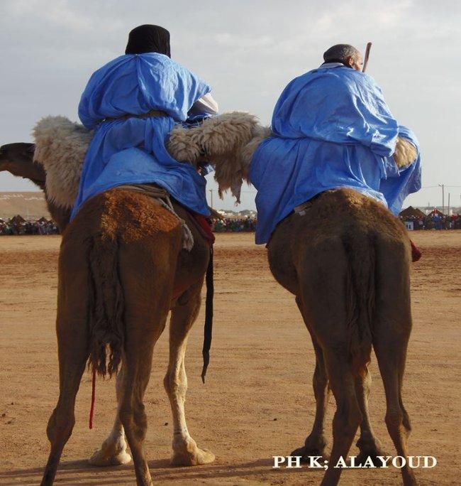 L'ancetre berbere pasteur devenu batisseur de kasbah et forts Mimoun51