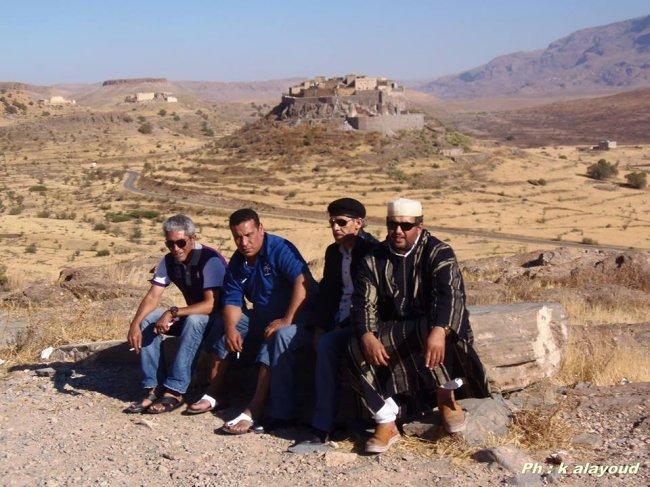 Amazigh - L'Amazigh  le peuple batisseur  et inventeur , guerrier et fier Mimoun60