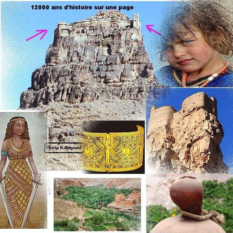عبقرية الأمازيغ  le Génie Amazigh (archives K.Alayoud) Mimoun74