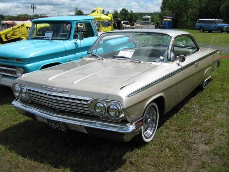 Plusieurs photos : Chevrolet Bel Air ...de 1961 à 1981 Belair10