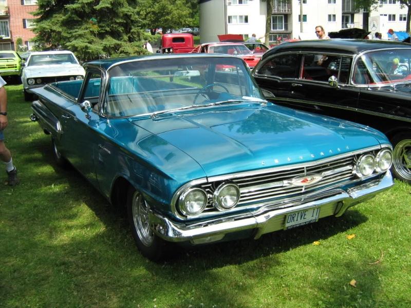 Plusieurs Photos : Chevrolet El Camino... de 1959 à 1973 Elcami10
