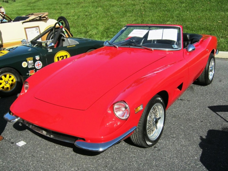 1970 Ford Torino King Cobra Interm10