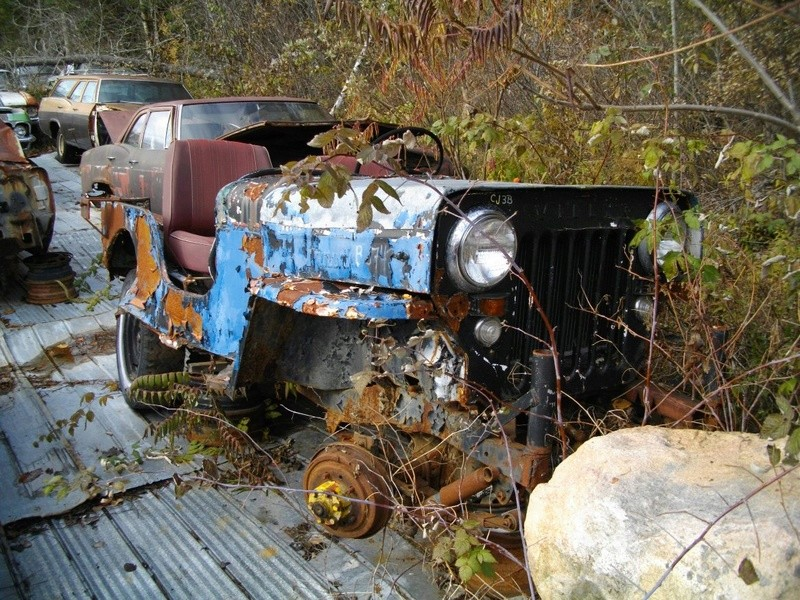 Jeep willys puck-up de 1950 a 1955 Willys17