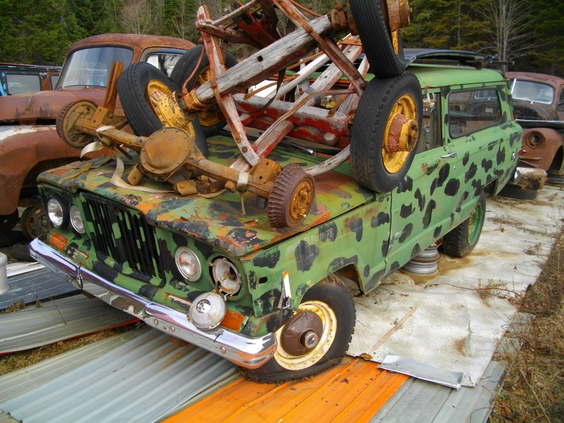 Jeep willys puck-up de 1950 a 1955 Willys18