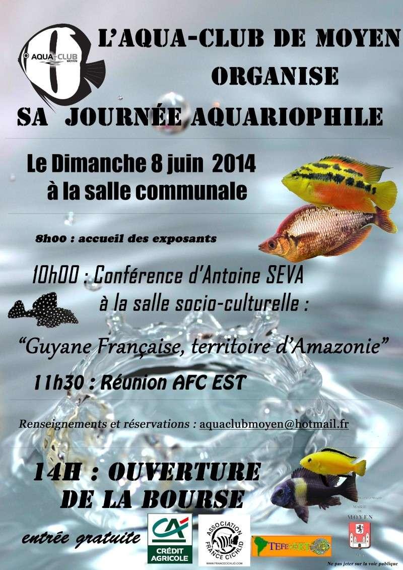 Journée aquariophile à Moyen (54) le 08 juin 2014 Affich13