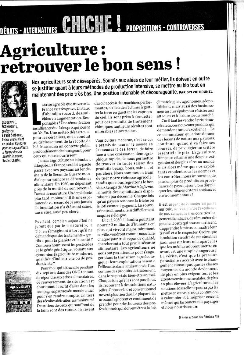 Bel article de Sylvie Brunel sur les paysans - Page 2 Img_2010
