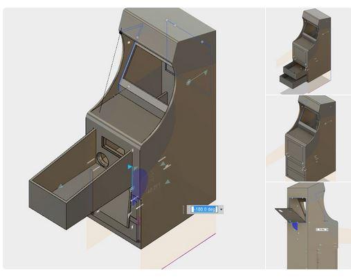 [WIP] Fusion d'une Borne d'arcade et d'un pincab Captur13