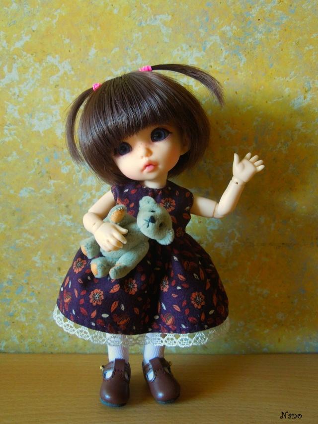 Ma petite famille de BJD (Souldoll, Fairyland, Raccoon doll) Dscn5710