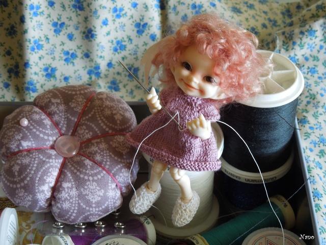 Ma petite famille de BJD (Souldoll, Fairyland, Raccoon doll) Dscn6315