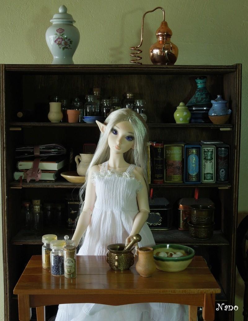 Ma petite famille de BJD (Souldoll, Fairyland, Raccoon doll) - Page 5 Dscn6621